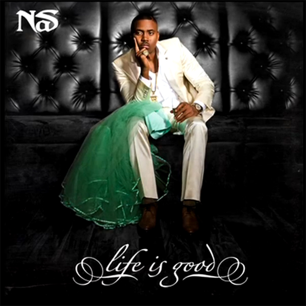 Nas-life-is-good-kelis-wedding-dress